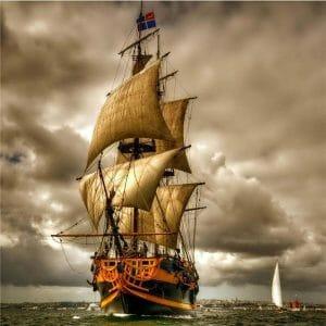 Aesthetic Ship