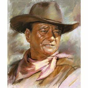 John Wayne Art