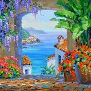 Beautiful View Near Sea