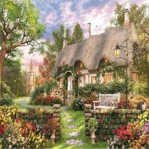 Beautiful Vintage House