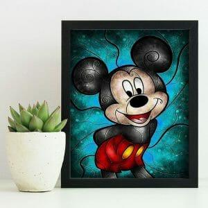 I am here - Mickey