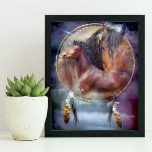 Dreamcatcher Horses