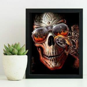Death Rider - Skull