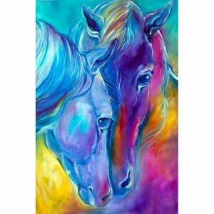 The Horse Couple - Romantic