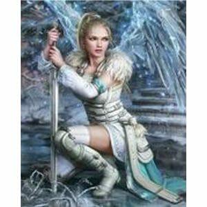 The Warrier Angel