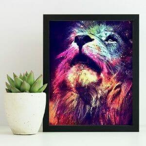 Oh God - The Lion