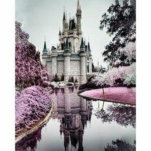 Beautiful Castle near the River