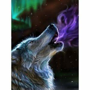 The Colorful Smoke - Dog