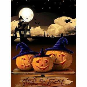 The Scary Pumpkin - Halloween