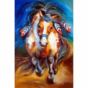 Let me Run - Horse