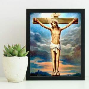Jesus Christ - Religious Painting