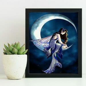 Sitting on the Moon - Angel