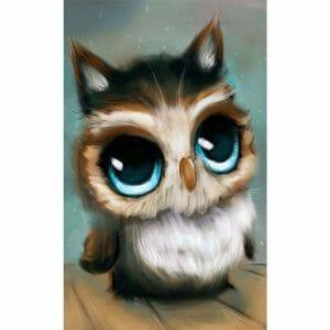 Angry with you - Owl