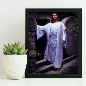 Jesus - Religious Diamond Painting