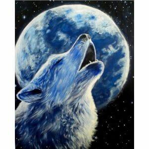 Moonlight and Amazing Wolf