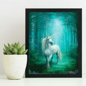 Unicorn in the Jungle