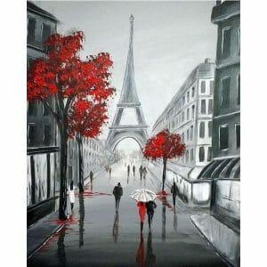 Romantic City - Paris