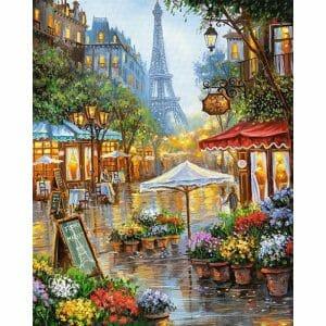 Beautiful Restaurant in Paris