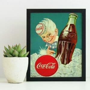 I love CocaCola