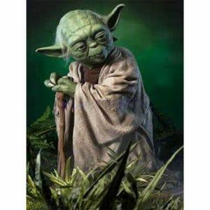 Baby Yoda - Painting