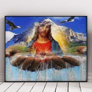 Jesus Diamond Painting