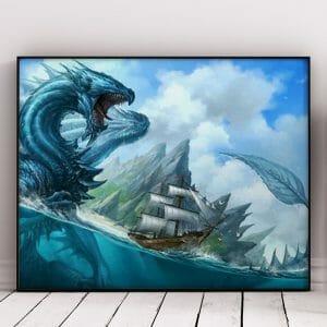 Ship and the Dragon