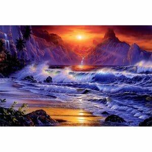 Amazing Beach and Sunset