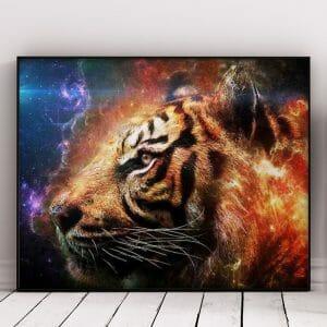 Firing Tiger