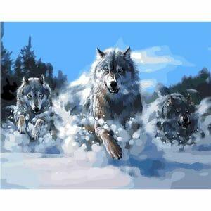The Final Race - Wolf