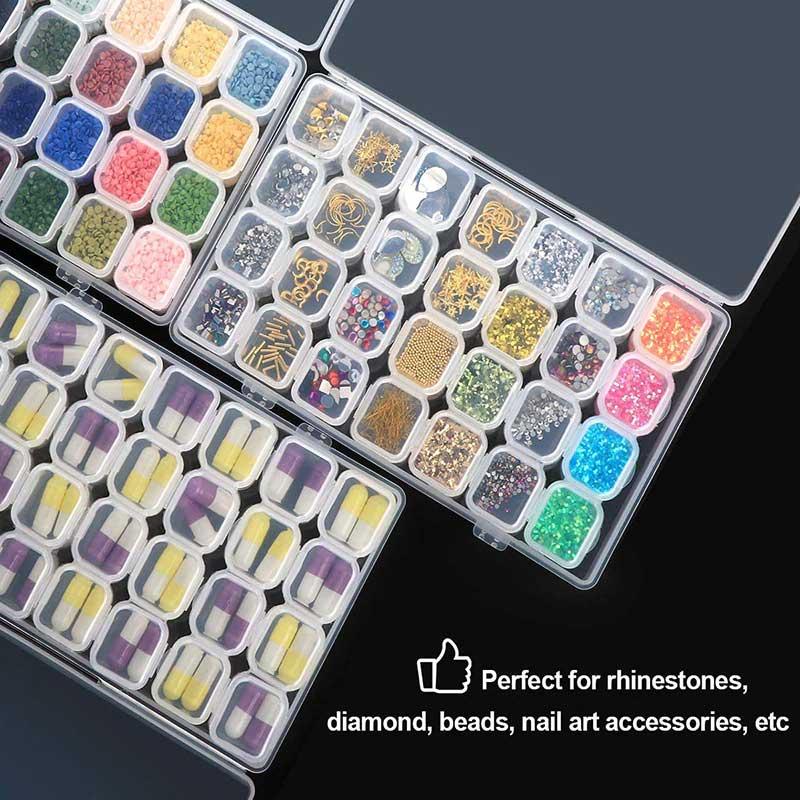 Diamond Organizer box - 28 slots (5)