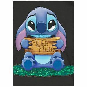 Free Hugs - Stitch