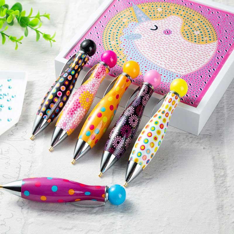 Mosaic Design Diamond Painting Pens