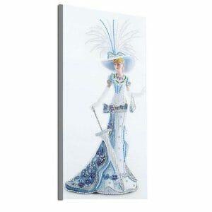 Beautiful Princess - Special Shaped Diamond Painting