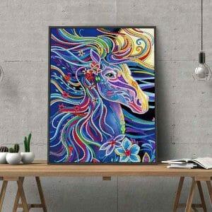 Amazing Horse - Glow in Dark