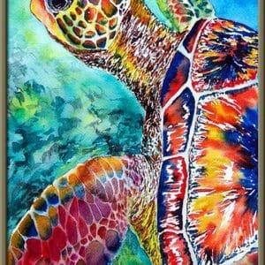 I Love Turtle