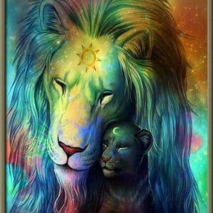 The Amazing Lion
