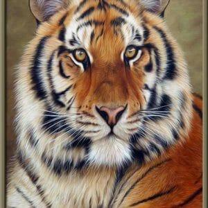 Let me think - Tiger