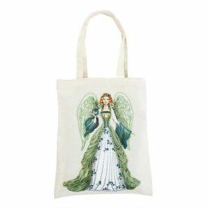 The Angel - Diamond Art Bag