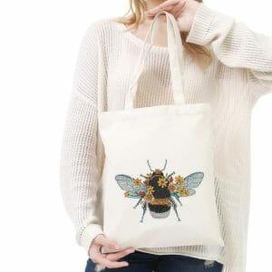 The Bee - Diamond Art Bag