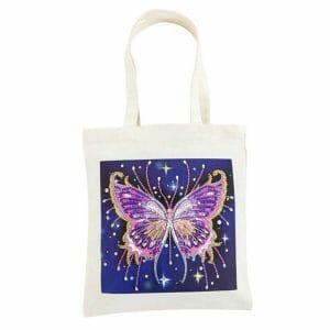 The Butterfly - Diamond Art Bag