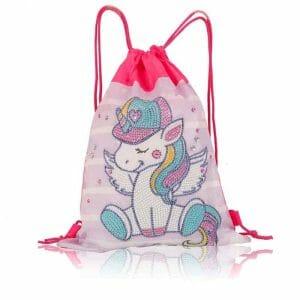 Unicorn - Diamond Painting Bagpack (8)