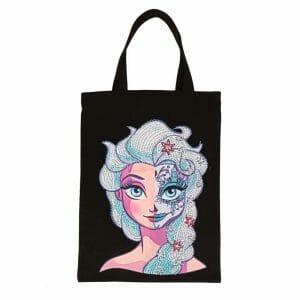 The Beauty - Diamond Painting Bag