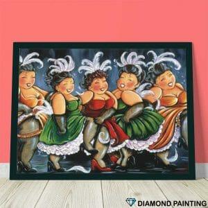 Let's Dance - Pretty Fat Ladies
